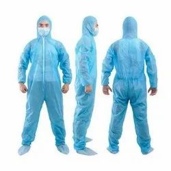Coverall protection suit