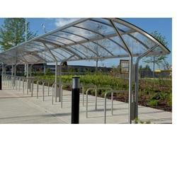 Bus Stop Prefabricated Shelters