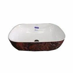 Vikas Ceramic Glass Wash Basins