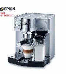 Stainless Steel De'Longhi Ec 850.m Pump Espresso & Cappuccino Machine, For Offices
