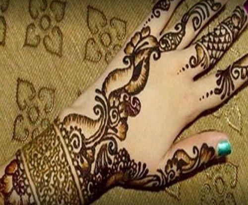 Mehndi Hand Patterns Diwali : Service provider of ceremony mehndi diwali mehandi by mohan