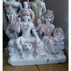 Shiva Family Statue
