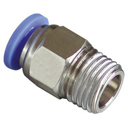 Copper Nickel Swage Nipple, Size: 1/2 Inch And 3/4 Inch