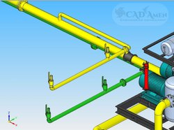 Mechanical Shop Drawing Services - CAD Amen Engineering