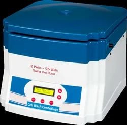 Microplate Cell Wash Digital Centrifuge