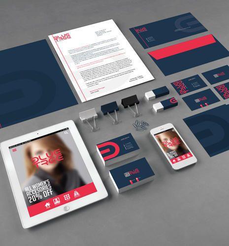 Branding Design Business Cards Letterhead Envelopes Etc In
