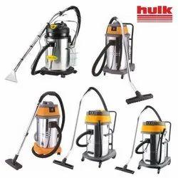 Hulk Lokpal Wet And Dry Industrial Vacuum Cleaners