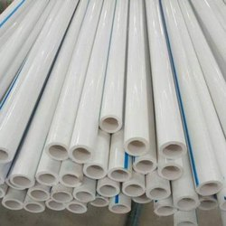 Hard Tube Supreme Agriculture PVC Pipes, Thickness: 2-3 Mm, Round