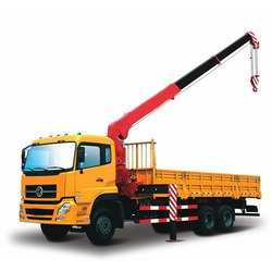 Truck Mounted Crane Hiring Services