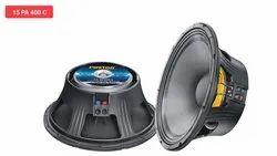 Aluminium 15 PA 400 C Sweton Dj Speaker, 400 W