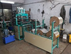 Automatic thali making machine