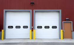 Industrial Overhead Garage Doors
