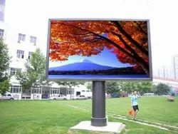 P6 Fix LED Screen Display