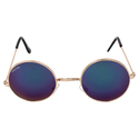 Purple Fashion Sunglasses, Size: Medium