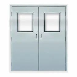 Stainless Steel Scientific Doors