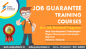 On The Job It Training Courses