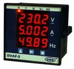 Three Phase VAF Meter