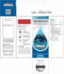 Indomethacin 0.1%