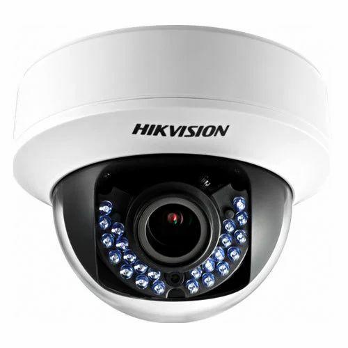 CCTV Camera - Hikvision CCTV Camera Manufacturer from Ahmedabad