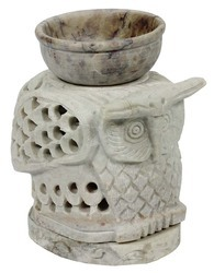 Soapstone Home Decor Aroma Lamp