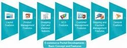 English Dynamic eCommerce Shopping Portal Services, 45 Days