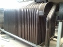 Wood And Coal Fired Water Wall Membrane Panel Boiler