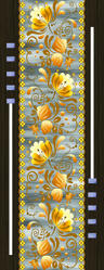 PD022 Digital Printed PVC Texture Door