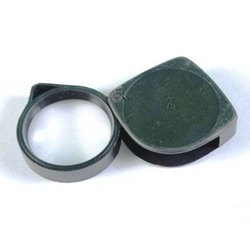 3X Folding Magnifier with Lens in Plastic Body