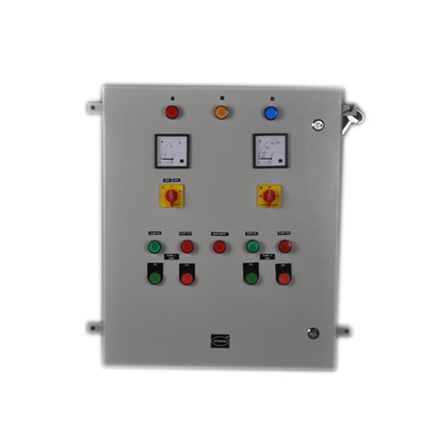 3 Phase Motor Starter Panel at Rs 7000 /piece | Three-phase Control ...