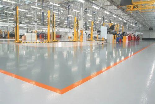 cipy Industrial Epoxy Flooring