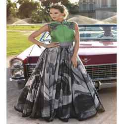 Surat long dresses