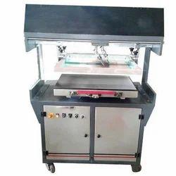 Sticker Flat Screen Printing Machines