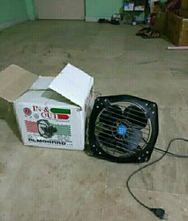 Reversible Exhaust Fan(In And Out) for Kitchen, Size: 9