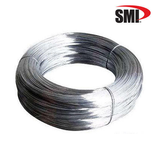 Smi 040 mm galvanized iron wire size 040 mm rs 66 kilogram smi 040 mm galvanized iron wire size 040 mm greentooth Images
