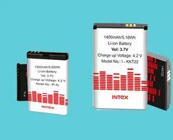 Intex Mobile Battery - Intex Mobile Battery Latest Price
