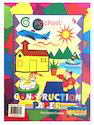 48 Sheets Assorted Colors Construction Paper