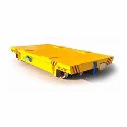 Motorized Transfer Trolley, Capacity: 0-2 ton