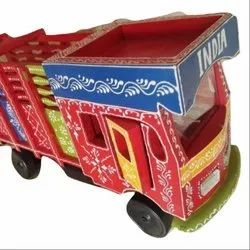 Color Coated Handicraft Book Stand Truck