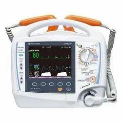 ECG Biphasic Defibrillator