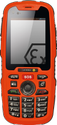 Red Or Black Atex Intrinsically Safe Phone Zone 1, Androidtm 4.4