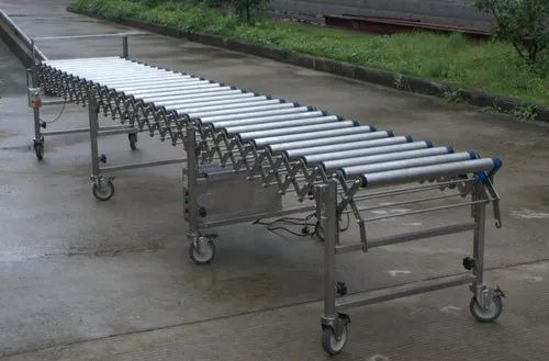 Stainless Steel Flexible Conveyors