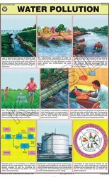 Water Pollution For Man & Environment Chart