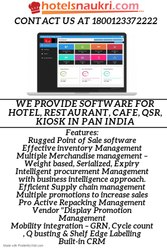 HOTEL POS SOFTWARE PROVIDER IN PAN INDIA