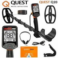 Quest Q20 Metal Detector
