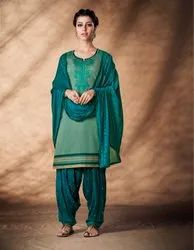 Kessi - Patiala Suits Material