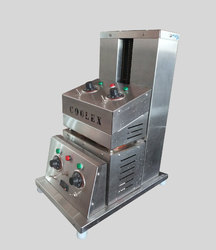 Pizza Cone Moulding Machine