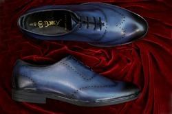 Argentian Mens Leather Shoes