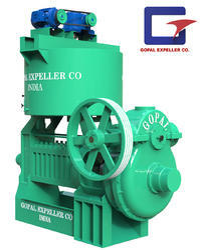 Super Deluxe Oil Expeller