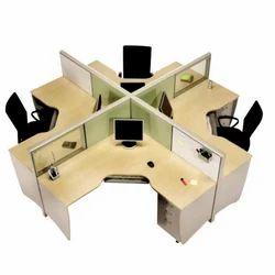 Modular Wooden Office Furniture