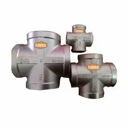 SS Cross Tee Pipe Fitting
